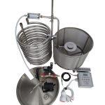Система для затирания и фильтрации сусла