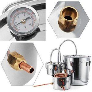Как правильно подключить воду к самогонному аппарату